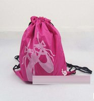 Wholesale New arrival Children s Dancing Drawstring Bags Ballet Bags A15012406