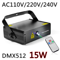 animation laser system - Creative W RGB laser D animation scanner projector DMX512 dance bar Xmas Party Disco DJ effect Light stage Lights Show system