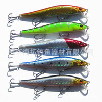 lures - 14cm g Large Fishing Baits Bionic Bait fishing lures Bait Fishing tackle Fishing Lure Minnow Bait fish hook Saltwater Hard Baits
