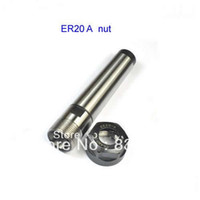 Wholesale New ER20 Collet Chuck Holder Fixed CNC Millling ER20 Type A nut