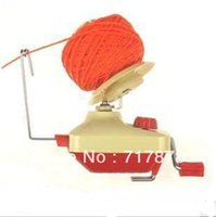 Wholesale Wool Winders Yarn Ball Winder Swift Kniting Roll Coil Tidy Holder Hand Operated