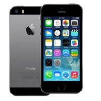 Wholesale AAA Refurbished Unlocked Original Apple iPhone s GB Black Smartphone Great Shape Good Condition HK Version