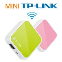 Wholesale New Portable Mini TP LINK M Wireless G Router