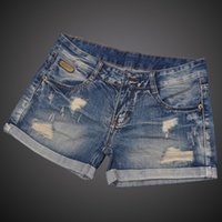 women sexy jeans - Shorts Jeans Women s Jeans Sexy Hole Edge The New Thin Material Sell Like Hot Cakes Europe And The United States