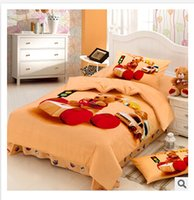 bedding set cars - 51 styles kids bedding set D Bedding cotton minnie mouse children s baby girl kid cartoon bed sets Spiderman Princess Cars A0R982