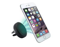 Wholesale hot selling Magnetic Cell Phone Holder Air Vent Smartphone Car Mount Universal Mobile Cell Phone GPS Car Dash Mount Holder For iPhone Plus