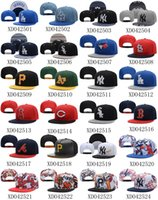 brand baseball cap - 2015 Newest Baseball Snapbacks All Teams Caps Cheap Snapback Hats Brand Sports Caps Hottest Team Snapbacks Flat Caps Cool Football Caps