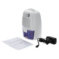 Wholesale Ultra mini Desiccant Moisture Absorbing Air Dryer Semiconductor Dehumidifier with Ultra quiet Technology Thermo electric Cooling