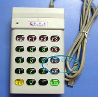 Wholesale Gold SJE902 password keyboard controller with voice and keyboard port output SJE three crystal