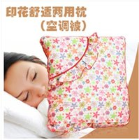 Cheap cushion quilt Best cotton blanket