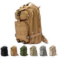 Wholesale 2015 New Men Women Unisex Outdoor Military Tactical Backpack Camping Hiking Bag Rucksacks