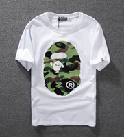 Cheap T-Shirts Best camouflage head