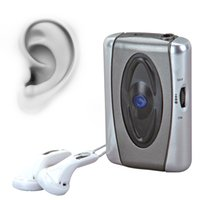 Wholesale New Personal Hearing Aid Device Spy Sound Amplifier Amplification