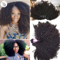 Cheap mongolian kinky curly hair Best afro curly