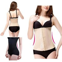 Wholesale Waist Belly Tummy Slimming Body Belt Shapewear Corset Cincher Trimmer Girdle Waist Slimming Belt womens clothing
