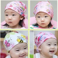 Summer photo props - 2015 Baby Beanie Newborn Summer Hat Hats For Girls Props Cap Caps For Boys Kids Child Photo Prop Bonnet Cotton For years Old