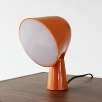 Wholesale creative table lamp Italy Binic table lamp study lighting by Ionna Vautrin hair dryer table lamp even the cap lamp