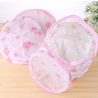Wholesale cesto de roupa suja necessaire Mesh Underwear Brassiere Wash Basket Washer Laundry Bag laundry hamper cesto ropa