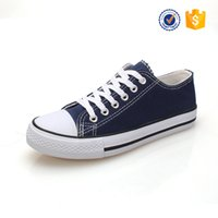in style shoes - In the autumn of low canvas shoes vulcanized shoes muffin bottom Korean classic style A01 women s female students