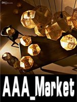 Wholesale Tom Dixon Etch Shade Pendant Lamp Modern Chandelier Ceiling Lamp Brass Pendant Light Gold Silver Ball Lamp cm cm cm Pendent Light Lamp