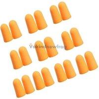Wholesale V1NF Pairs Soft Foam Ear Plugs Tapered Travel Sleep Noise Prevention Earplugs