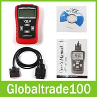 benz card - Hot Sale KW809 Multifunction OBDII OBD Car Diagnostic Scanner Tool Engine Code Card Reader