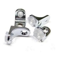 Wholesale Glass shelf support Furniture Hardware fittings Zinc Alloy Glass shelf support Glass clamp Stand