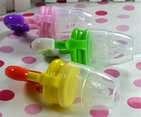 baby food milk - Fashion Hot Nipple Fresh Food Milk Nibbler Feeder Feeding Tool Safe Baby Supplies Must tool