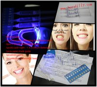 Cheap 100Packs lot 0.1%-44% Carbamide Peroxide (3 Syringe) Home Use Tooth Whitener Bleaching Teeth Tooth Whitening Whitener Kit MY366