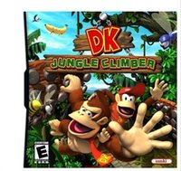 3ds games - Donkey Kong JUNGLE CLIMBER game for any DS Lite DSI DSXL DS Game Console with package