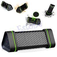 Wholesale W110Portable Waterproof Shockproof Wireless Bluetooth Stereo Speaker For Outdoor Sports