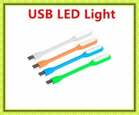 bank table lamp - USB Lighting USB Port Table Lamp Mini USB LED light use for computer power bank USB Plug flexible and convenient