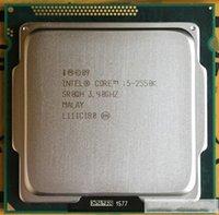 Wholesale CPU Original Processor desktop for intel Core quad core i5 K i5 K GHz LGA MB quad core