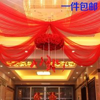 bag silk veil - The upgraded version of the marriage room decoration bridal marriage Bridal Veil European silk flower garland ornaments bag mail