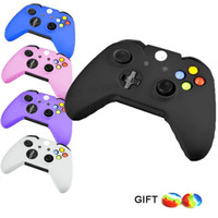 Wholesale Brand New HOT Thumb Skin Cover Silicone Case Protection Skin For Xbox one Controller