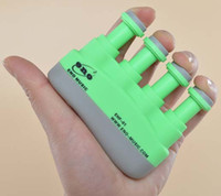 Wholesale EMS Portable Guitar Bass Piano Hand and Finger Exerciser Extend O Grip Trainer Big discount