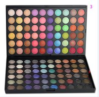 Wholesale HOT Makeup Pro Color Eyeshadow Palette Makeup Eye Shadow with logo Free DHL
