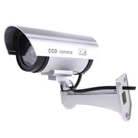 Wholesale Wireless Office Home Security Cameras Waterproof IR LED Surveillance Fake Dummy IP Camera CCTV Monitor S89
