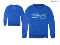 diamond supply co - Men Hoodies sweatshirts Diamond Supply co fashion hip hop Men s Clothing long sleeve brand clothes autumn winter apparel