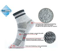 sport socks - 2014 new Unisex THERMAL HIKing WINTER WARM THICK COTTON SPORT SOCKS Mens Womens outdoor