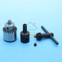 Wholesale Mini Electric Drill Grinding Folder Drill Chuck mm Sets Of DIY Precision Chucks Fit Drill Shaft Diameter mm