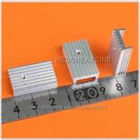 aluminium heatsinks - mm Extruded Aluminium Heatsinks Radiator TO TO220 MOSFET Heatsink heatsink aluminum heatsink material