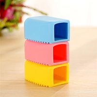 clothing cleaning - New Arrivals Cleaning Brushes Hand hold Laundry Washboard Scrubbing Tools Silicone Size CM JA65