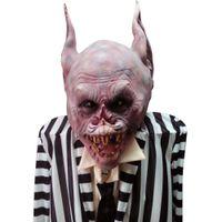 Wholesale New monster Mask Halloween Full head All Saints Day Mask Latex Creepy Scary mask horror monster mask