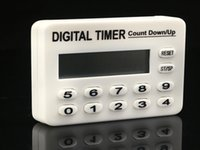 Wholesale LCD Digital Kitchen Cooking Countdown Up Timer Alarm