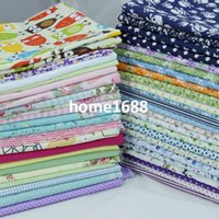 cotton fabric cloth - pieces cm cm cotton fabric charm pack patchwork fabric tilda cloth sewing quilting no repeat design WL153
