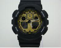 Wholesale Latest model watch ga100 ga watch classic sports wristwatch relogio reloj de pulsera LED WATCH