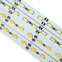 led jewelry display lighting - 100M Hard Rigid Bar light DC12V led m SMD Aluminum Alloy Led Strip light For Cabinet Jewelry Display