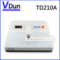 Wholesale DHL TD210A Table Top Type Transmission Densitometer for X Ray Film Much more economical than Xrite Densitometer