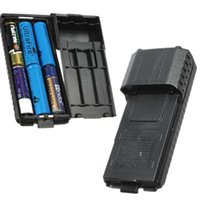 Wholesale Extended X AA Battery Case Pack Shell for BaoFeng UV5R UV5RB UV5RE UV5RE